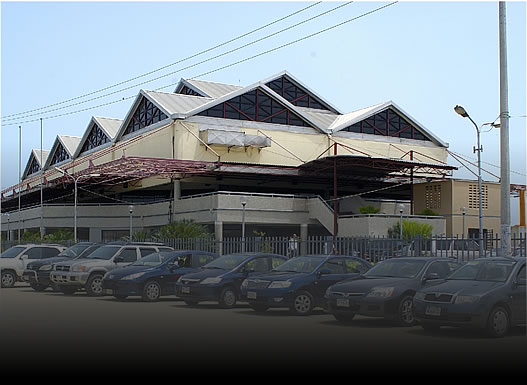 Central Air Conditioning Project Airquest | RCCG city of David