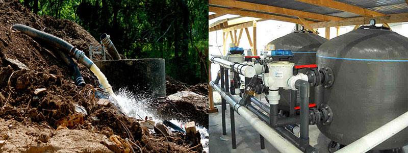 Water Works & Sewage Treatment | Technoton Nigeria