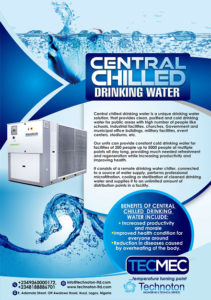 Central Chilled Drinking Water 1