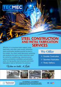 Steel Construction Metal Fabrication Services