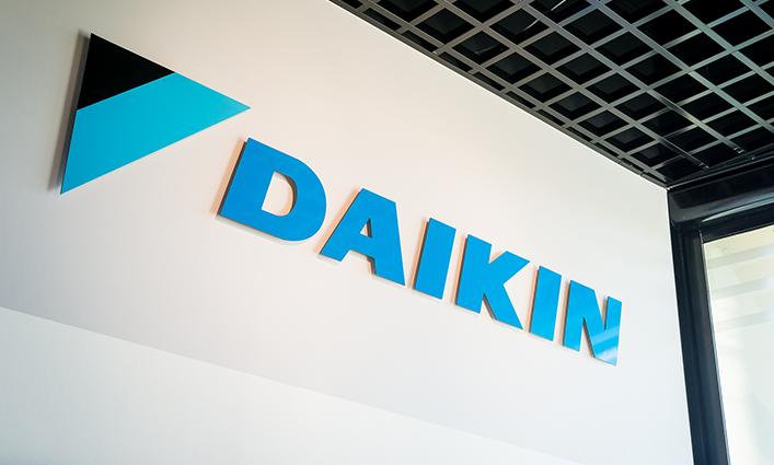 Daikin Brand Logo