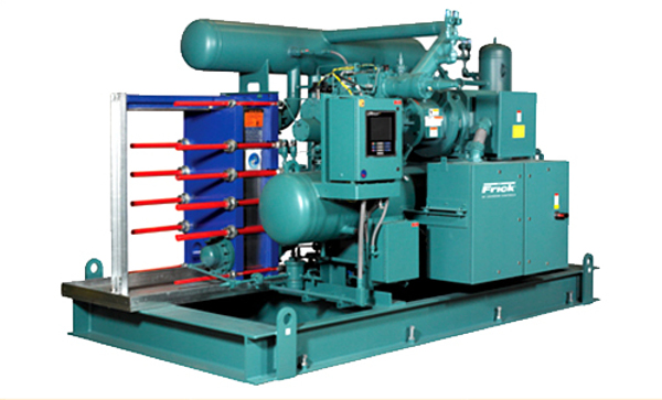Frick Industrial Refrigeration Equipment