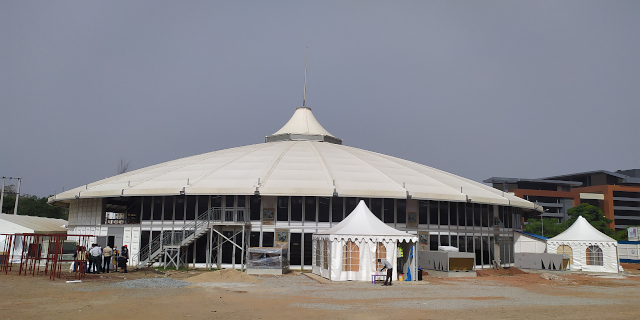 THISDAY-Dome-Abuja-COVID-19-Testing-Tracing-Treatment-Centre